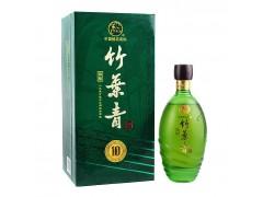 汾酒42度竹叶青酒十年陈酿精酿竹叶青酒500ml-- 杏花村酒网
