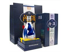 青花瓷汾酒二十年-- 杏花村酒网