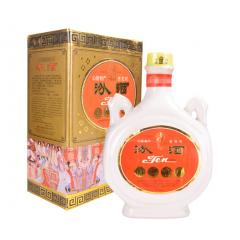 汾酒 双耳白瓷瓶 90年代后期 38度 500ml--