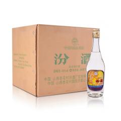汾酒(杏花村)2008年 53度 500ml*12瓶 整箱--