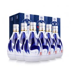 汾酒 青花20 53度 375ml*6瓶 整箱装 清香型白酒--