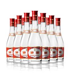 玻汾42度汾酒475ml×12瓶 整箱装 清香型白酒(红盖汾酒)--