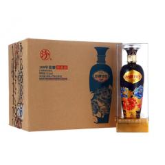 汾酒汾牌1915珍藏级 52度 475ml*6瓶 整箱装 清香型白酒--