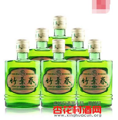 汾酒38度竹叶春酒