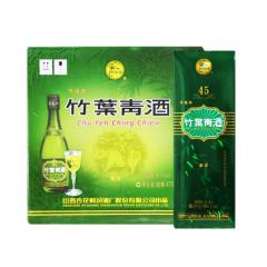 竹叶青酒 45度牧童竹叶青酒475ML整箱6瓶特惠装 山西杏花村汾酒--